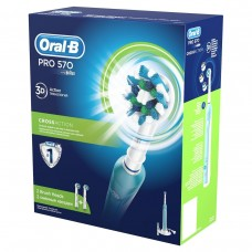 Braun Oral-B PRO 570 Cross Action электрическая зубная щетка