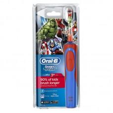 Braun Oral-B D12.513 Stages Power Marvel электрическая зубная щетка (аккумуляторная)