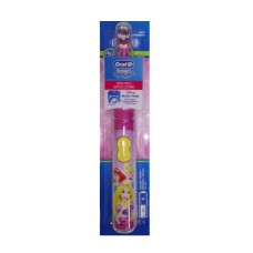 Braun Oral-B Stages Power Принцессы DB3 электрическая зубная щетка на батарейках (3+)