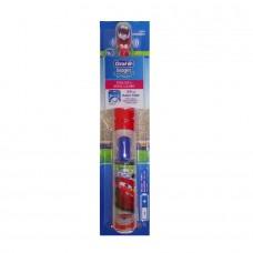 Braun Oral-B Stages Power Тачки DB3 электрическая зубная щетка на батарейках (3+)