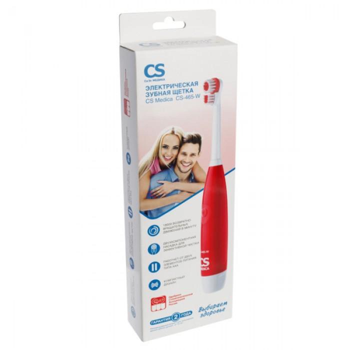 CS Medica Электрическая зубная щетка CS-465-W