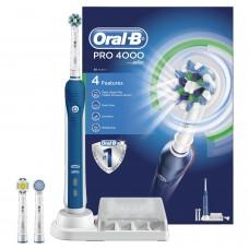 Braun Oral-B Smart Serirs 4000 Cross Action D21.525.3M электрическая зубная щетка