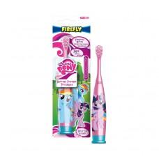 SmileGuard My little Pony Turbo Max Электрическая детская зубная щетка с батарейкой,мягкая щетина 3+