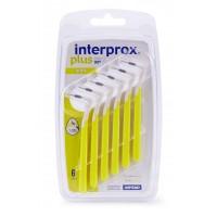 Interprox plus mini ISO 3 (0.7 - 3 мм) межзубные ершики 6 шт