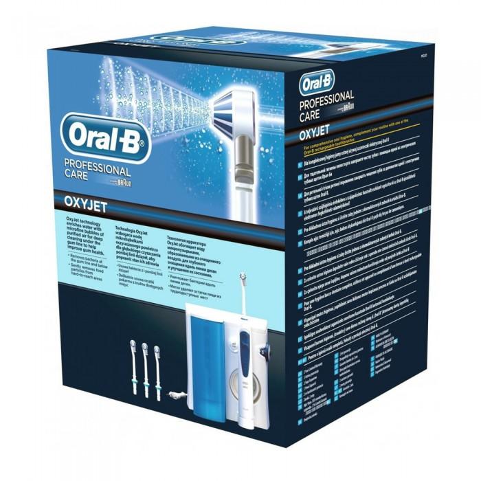 Braun Oral-B стационарный ирригатор Professional Care Oxyjet MD20