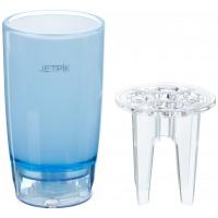 Jetpik Стакан с функцией подачи воды (Голубой)