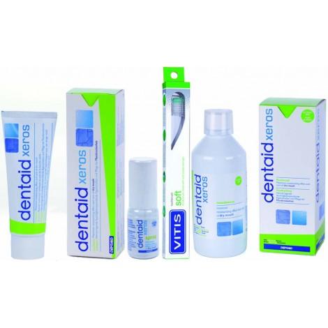 Dentaid xeros kit набор от сухости полости рта