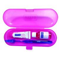 Vitis gingival kit набор по уходу за деснами (в пенале)