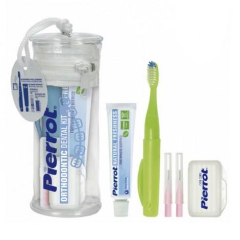 Pierrot Orthodontic Kit Travel ортодонтический набор 5 в 1