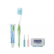 Pierrot Kit набор дорожный 5 в 1 для гигиены полости рта