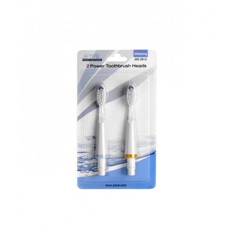 Jetpik электрозвуковые отбеливающие насадки-щетки (2 шт)