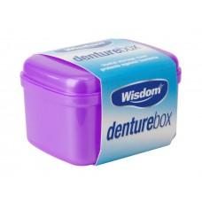 Wisdom Denture bath ванночка для очистки зубных протезов