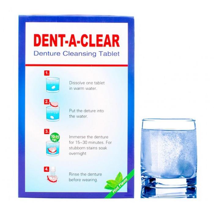 Y-Kelin Очищающие таблетки для зубных протезов (30 шт)