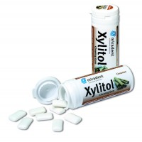 Miradent Xylitol Cannelle жевательная резинка корица 30 шт (30 гр)