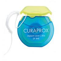 Curaprox DF-846 Implant-saver зубная нить (30 шт)