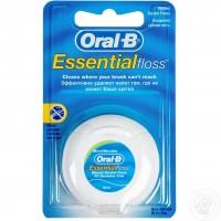 ORAL-B essential floss зубная нить мятная (50 м)