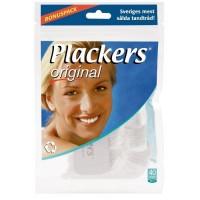 Plackers Original зубной станок (флоссер) с запатентованной нитью TUFFLOSS (40 шт)