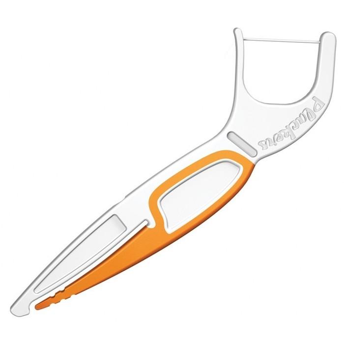Plackers Orthopick зубной станок (флоссер) с запатентованной нитью TUFFLOSS (24 шт)
