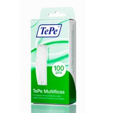 TePe Multifloss 3в1 межзубная нить (100 шт)