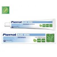 Pierrot Aloe Vera алое вера укрепляющая зубная паста (75 мл)