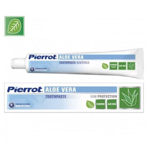 Pierrot Aloe Vera укрепляющая зубная паста алое вера (75 мл)