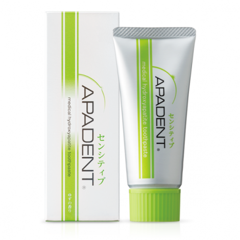 Sangi Apadent Sensitive зубная паста профилактическая для чувствительных зубов (60 гр)