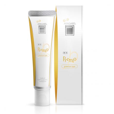 Sangi Apagard Premio зубная паста отбеливающая и профилактическая (50 гр)
