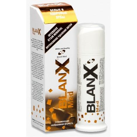 Blanx Med Stain Removal Интенсивное удаление пятен зубная паста (100 мл)
