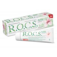 ROCS зубная паста цветок жасмина комплексная защита зубов и десен (94 гр)