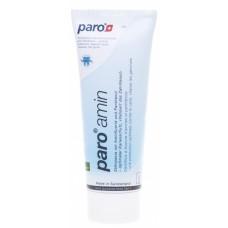 Paro зубная паста на основе аминфлюорида с пантенолом с 6 лет (75 мл)