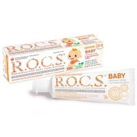 РОКС Baby Зубная паста Нежный уход с экстрактом Айвы (45 гр)