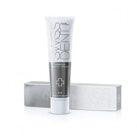 Swissdent Gentle зубная паста для бережного отбеливания (100 мл)