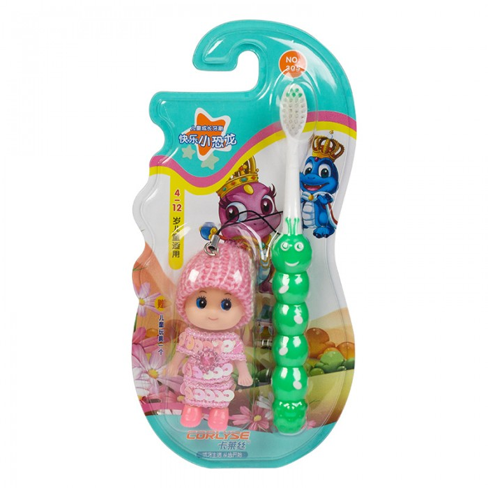 Corlyse kids Doll NO.305 детская зубная щетка с куклой