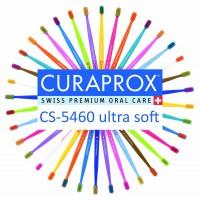 Curaprox CS-5460 Ultrasoft ультрамягкая зубная щетка (32 цвета)