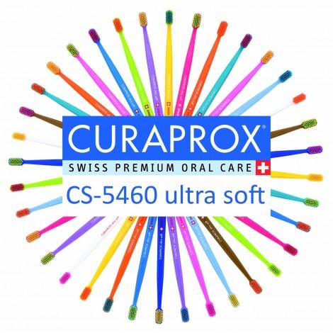 Curaprox CS 5460 Ultrasoft зубная щетка с ультрамягкими щетинками