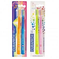 "Curaprox набор зубных щеток ""ultrasoft"" RainBow (2 шт)"