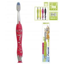 Pierrot зубная щетка для детей Monster от 3 до 8 лет