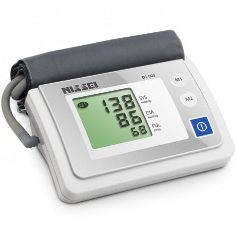 Nissei DS-500 тонометр автоматический с манжетой M и с адаптером