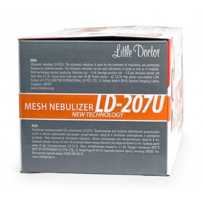Little Doctor LD 207U Мэш ингалятор (небулайзер) ультразвуковой
