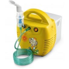 Little Doctor LD 211C Желтый ингалятор (небулайзер) компрессорный, 3 распылителя в комплекте