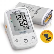 Microlife BP A2 Basic тонометр автоматический на плечо с адаптером (M-L)